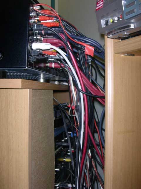 cavi hi-fi groviglio