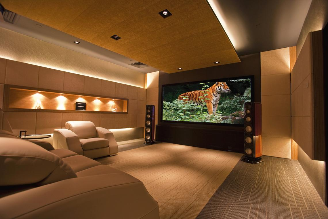 home cinema installazioni domestiche