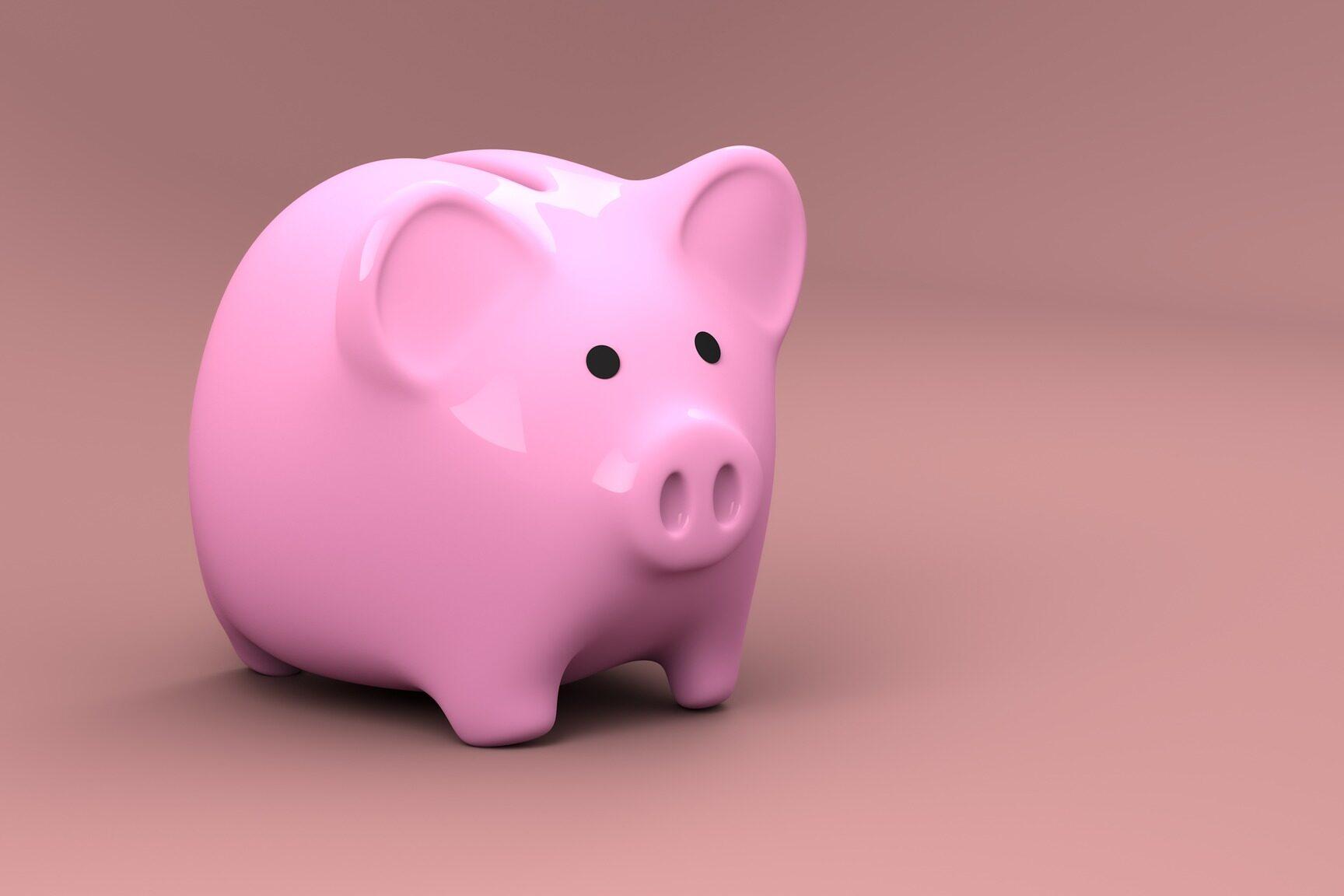 sicurezza denaro risparmio salvadanaio