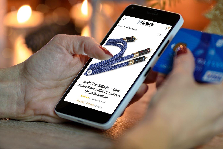 Acquisto Ricable Smartphone