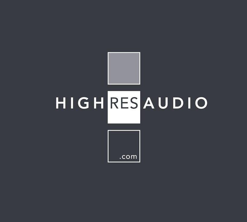 highresaudio logo