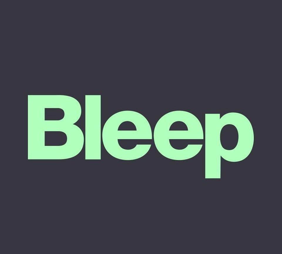 bleep logo