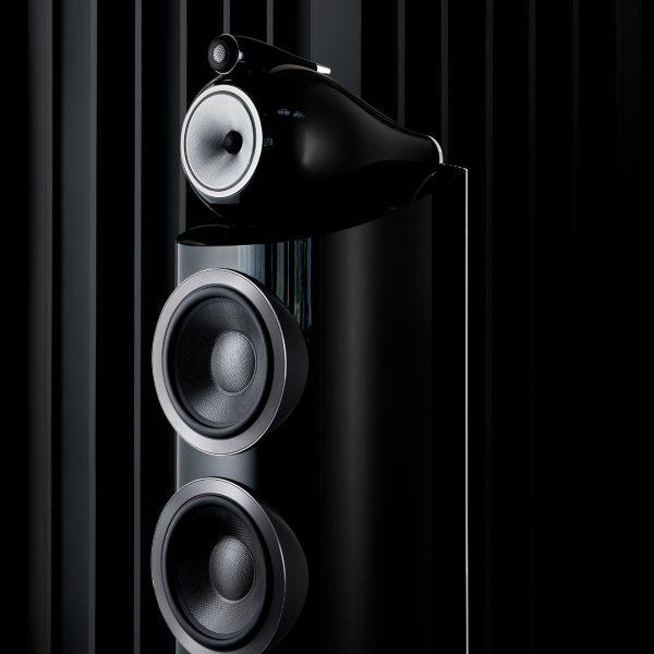 B&W 802 D3 diffusori acustici